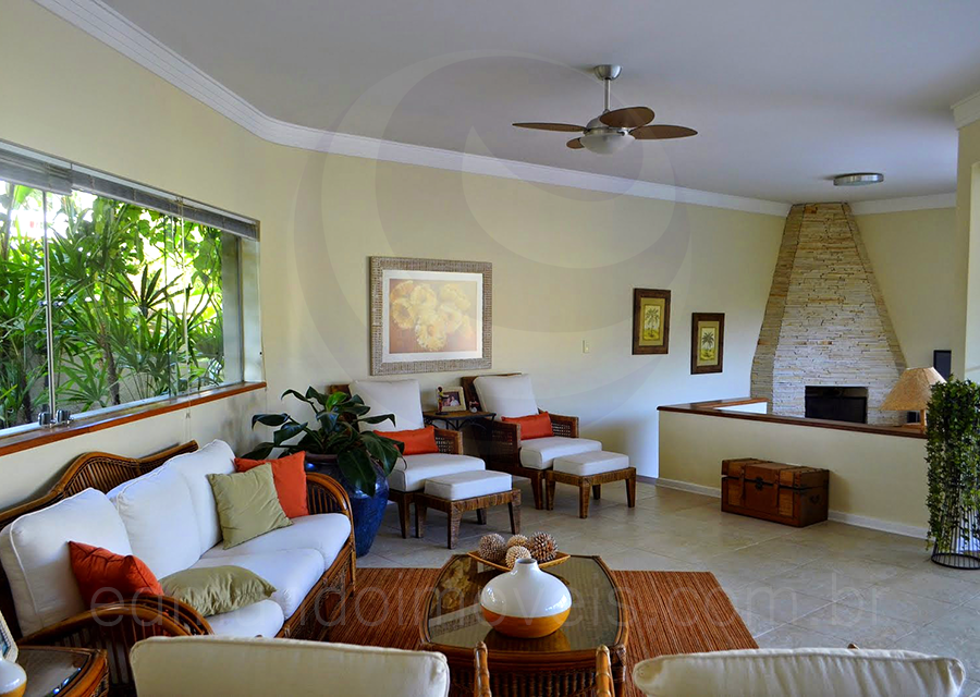 Casa 617 – Living Room