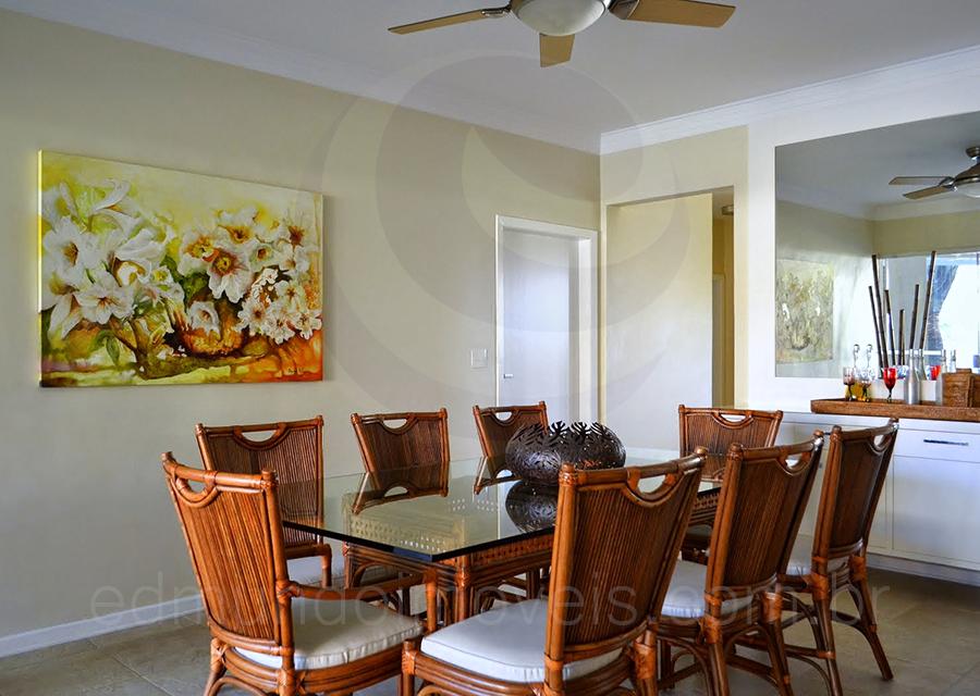 Casa 617 – Sala de Jantar