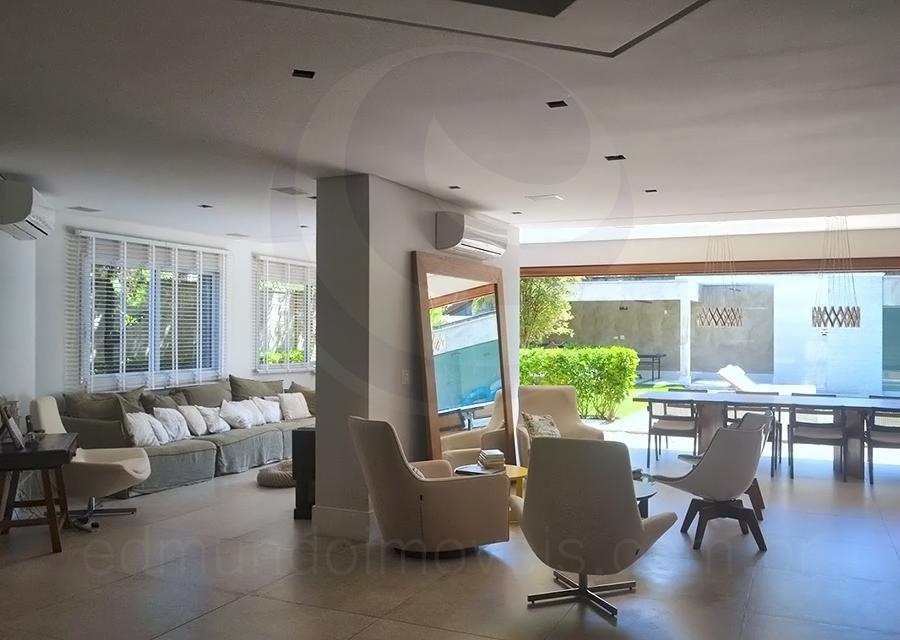 Casa 1130 – Sala para 3 Ambientes