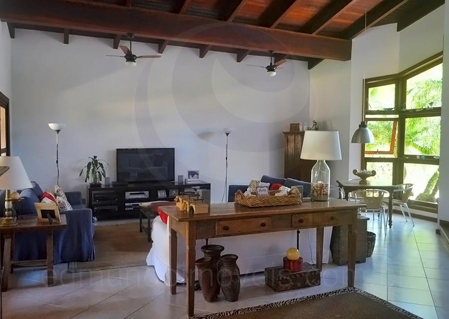 Casa 1450 – Sala de TV