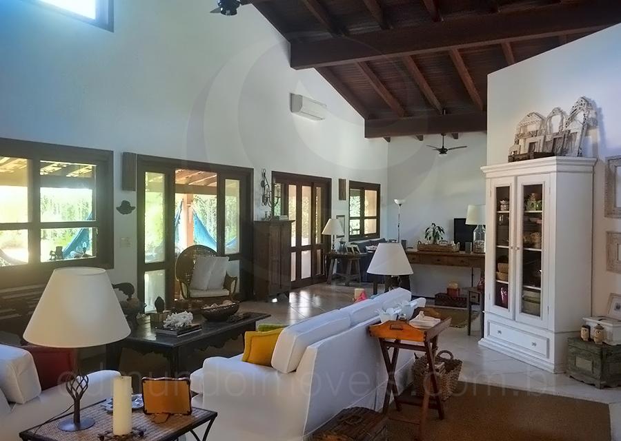 Casa 1450 – Sala para 3 Ambientes