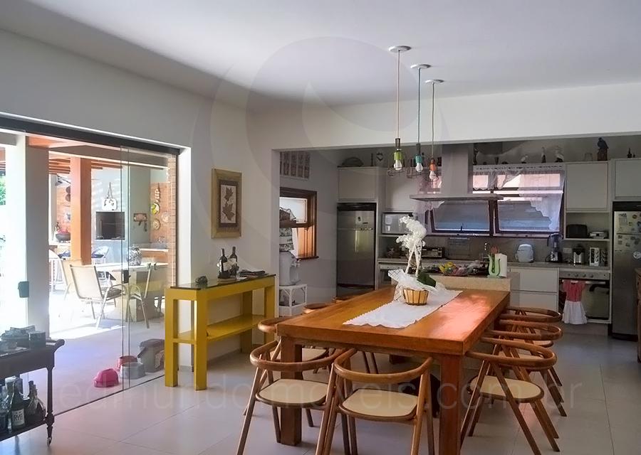 Casa 1138 – Sala de Jantar