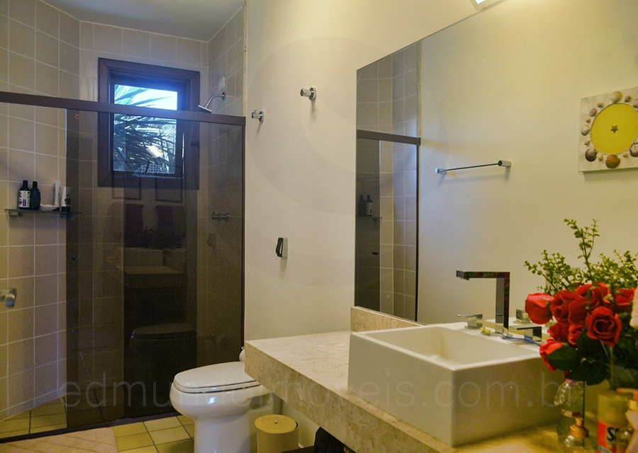 Casa 1138 – Toalete Suíte Master