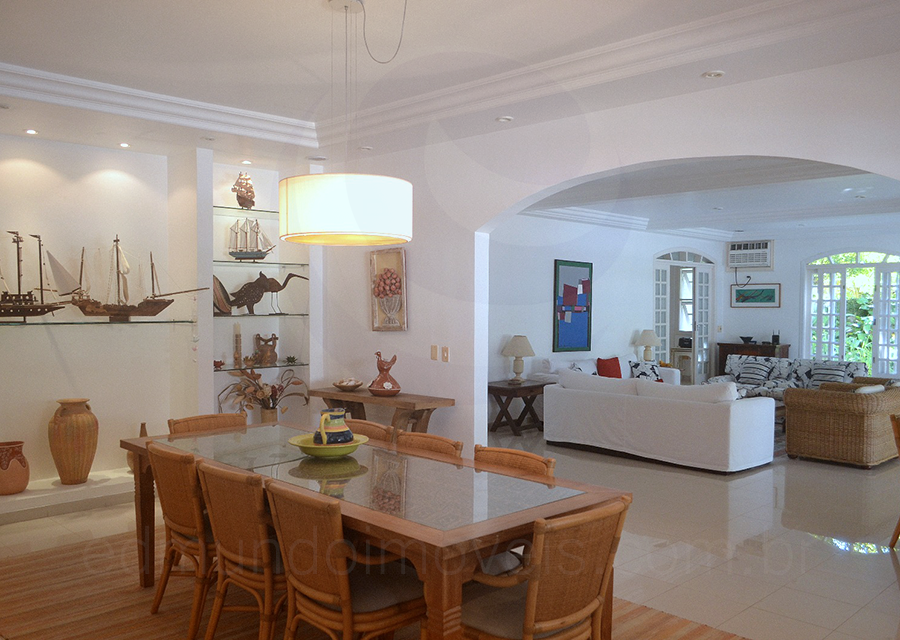 Casa 1227 – Sala de Jantar