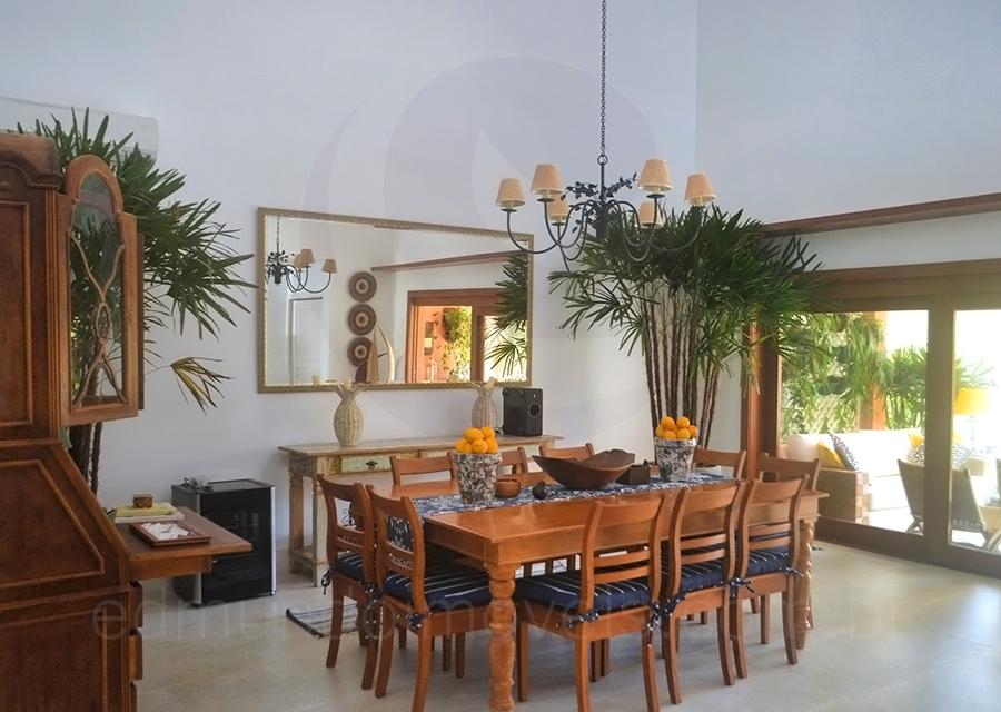 Casa 1048 – Sala de Jantar