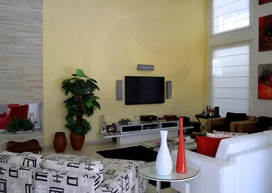 Casa 843 – Sala de TV