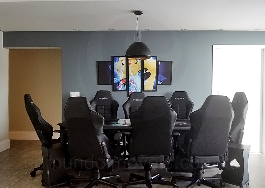 Casa 1456 – Poker Room