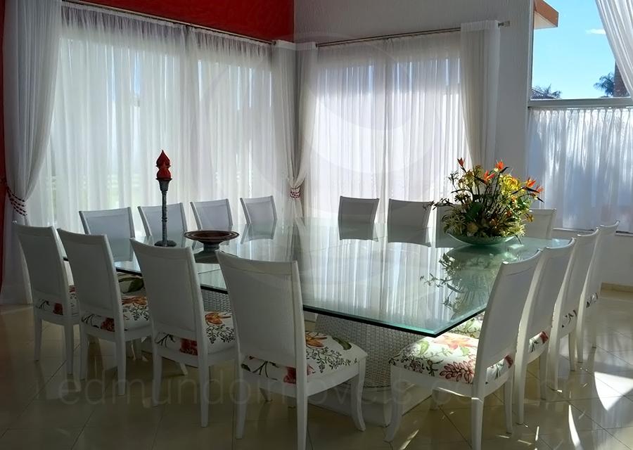 Casa 843 – Sala de Jantar