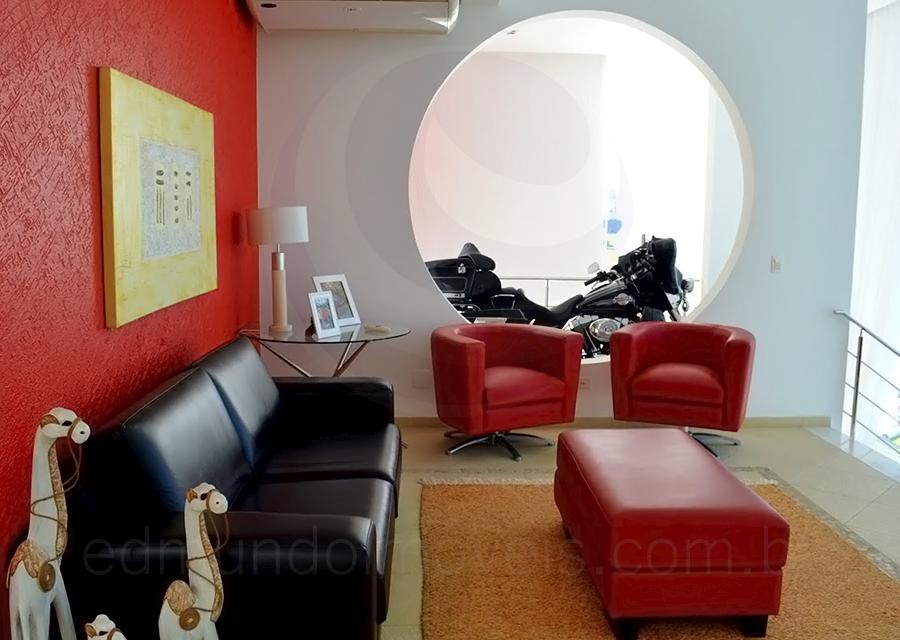 Casa 843 – Espaço de Leitura