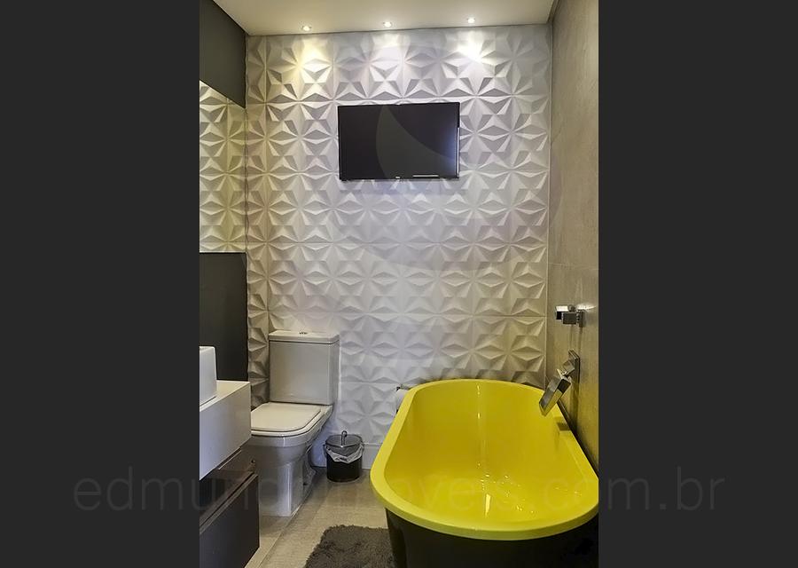 Casa 1456 – Toalete Suíte Master