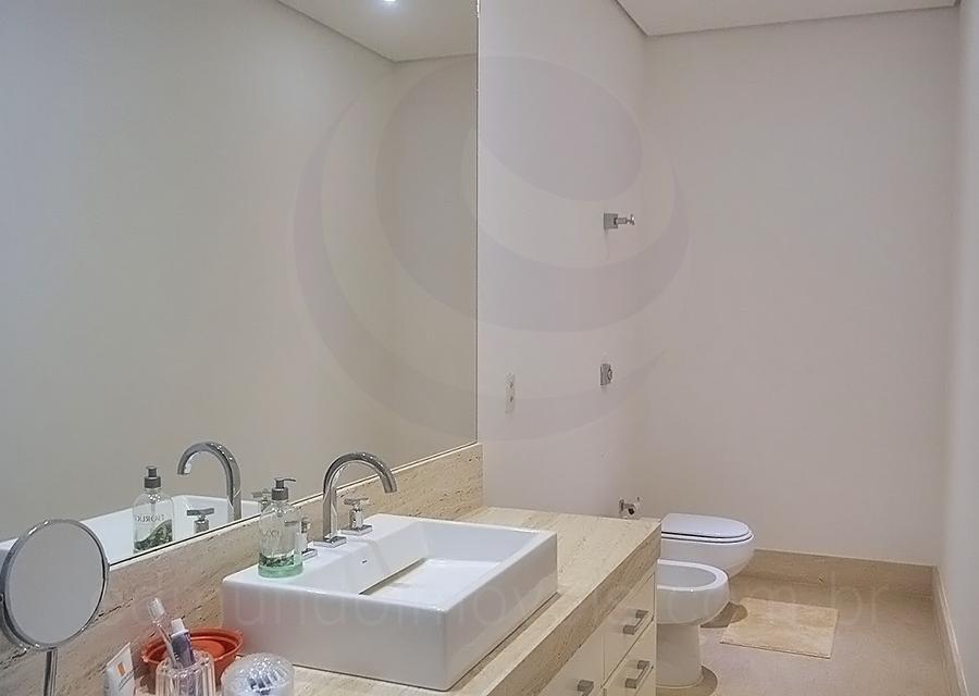 Casa 591 – Toalete Suíte Master