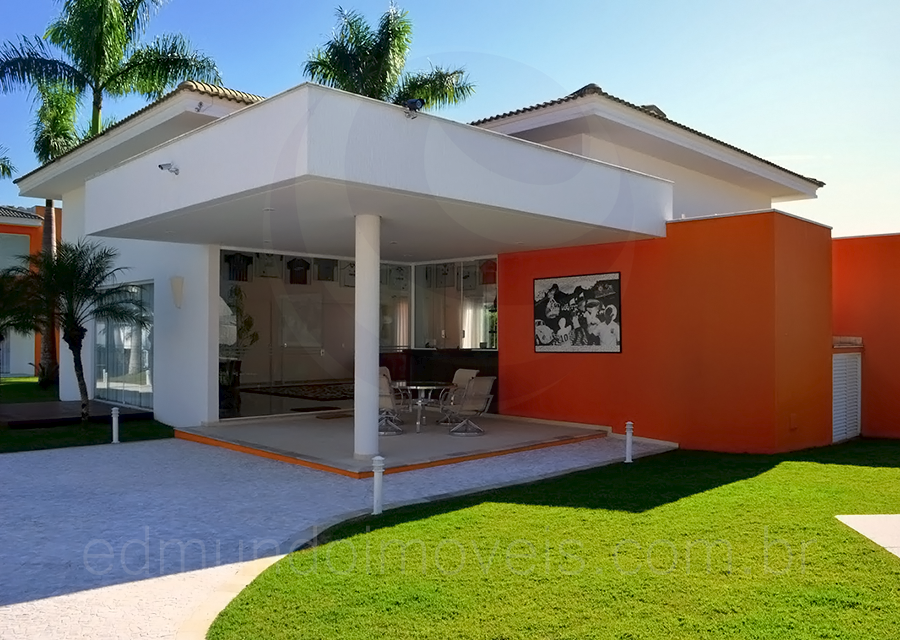 Casa 843 – Salão de Festas