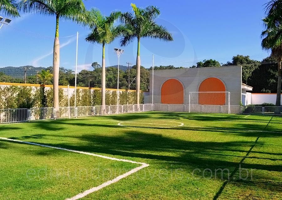 Casa 843 – Campo de Futebol