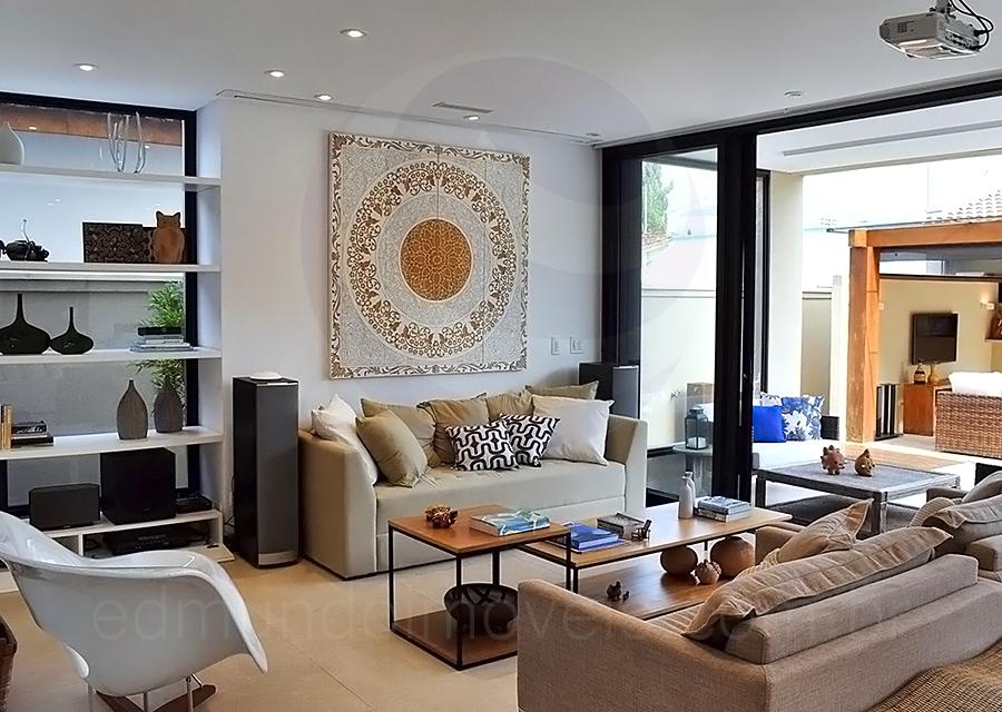 Casa 96 – Living Room