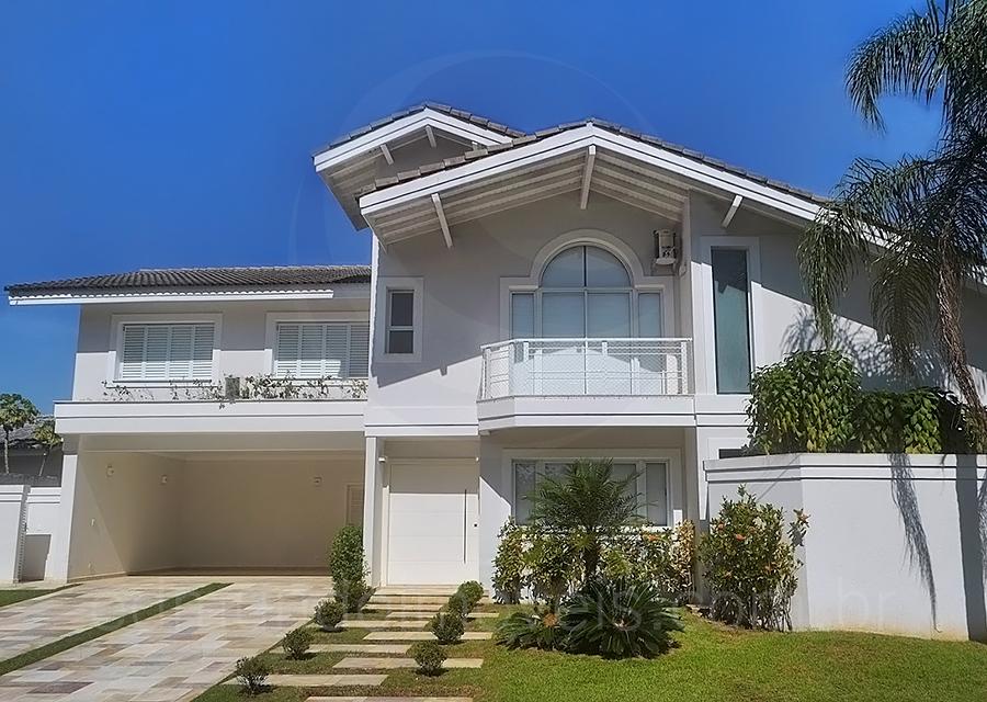 Casa 773 – Estilo Neoclássico Americano – Locação e Venda, Jardim Acapulco