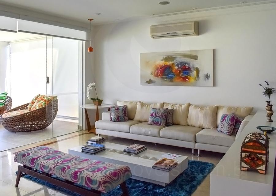 Casa 220 – Living Room