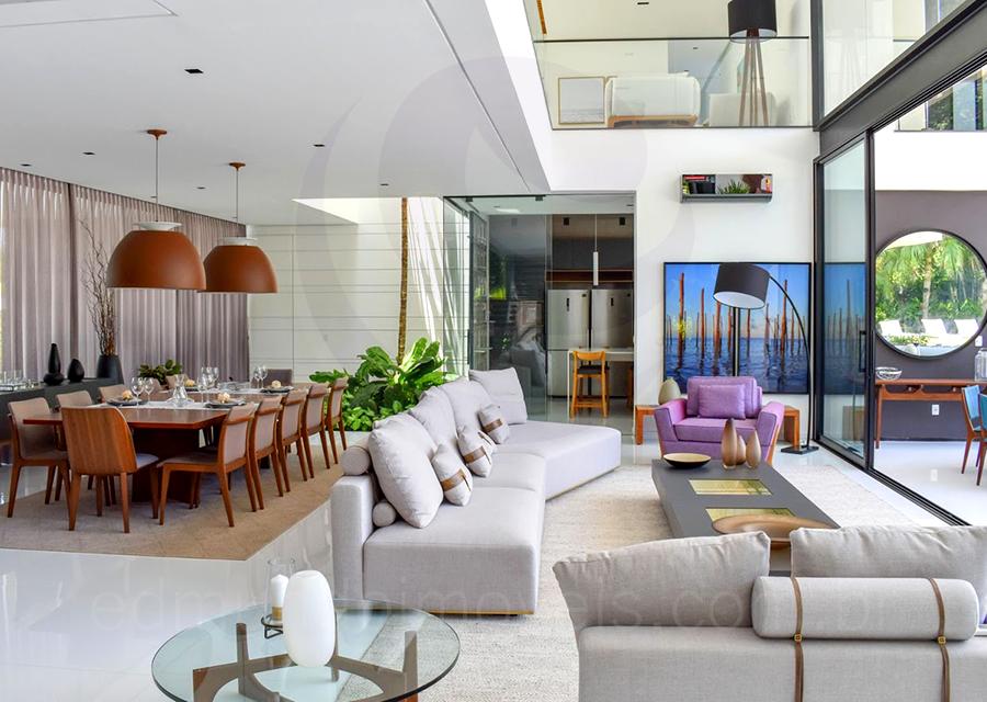 Casa 125 – Sala para 4 Ambientes