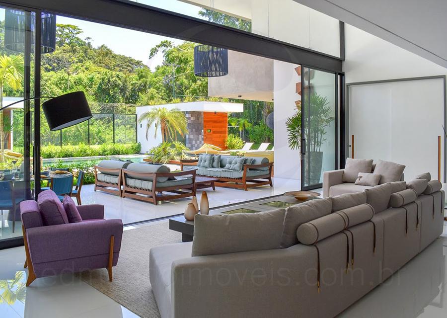 Casa 125 – Living Room