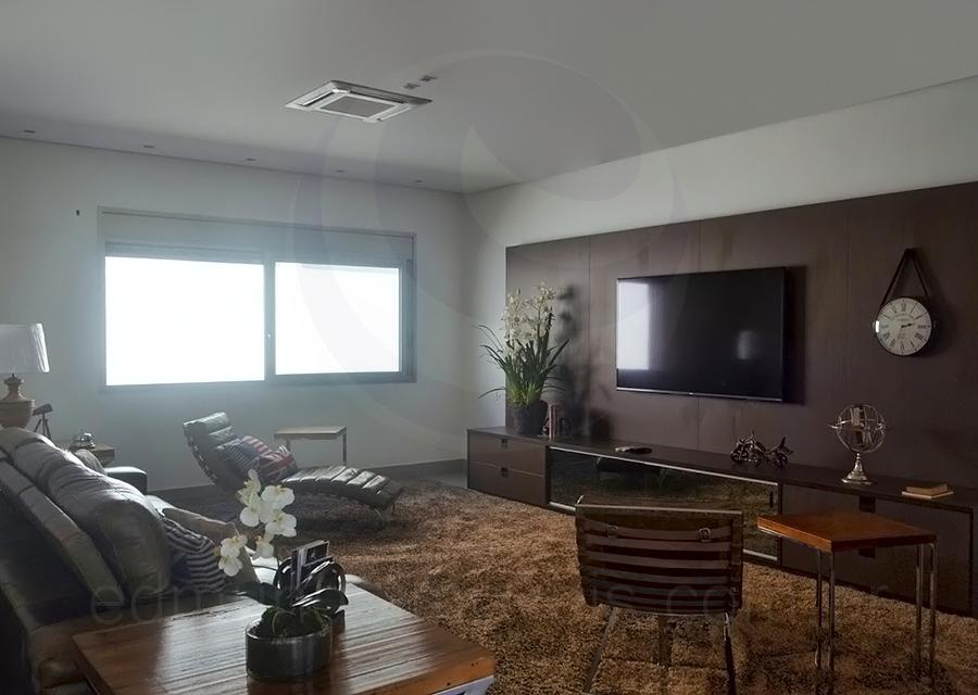 Casa 1451 – Sala de TV