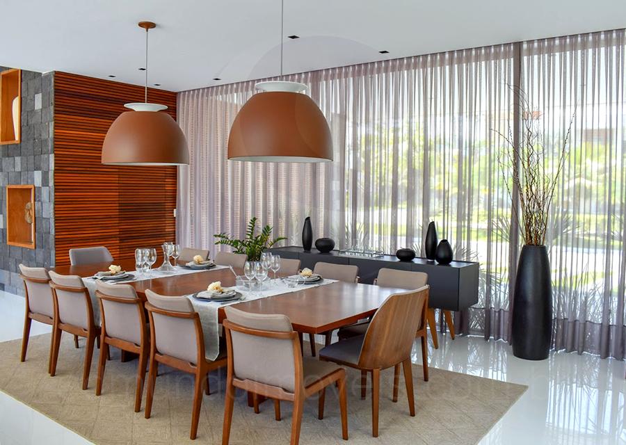 Casa 125 – Sala de Jantar