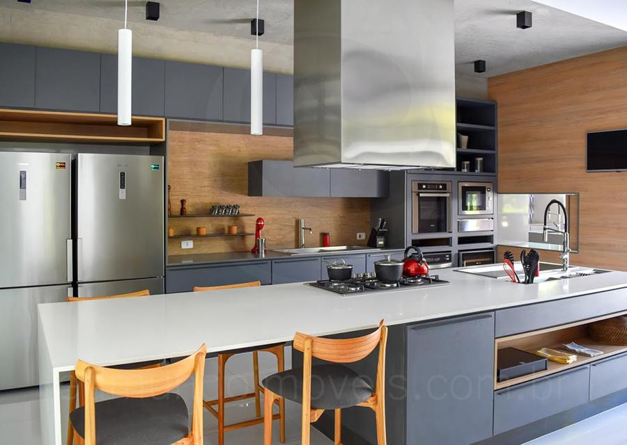 Casa 125 – Cozinha