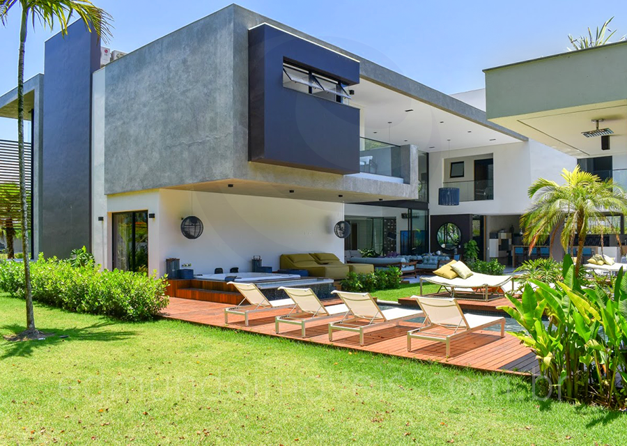 Casa 125 – Área Externa
