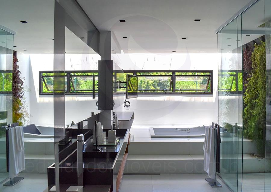 Casa 125 – Toalete Suíte Master