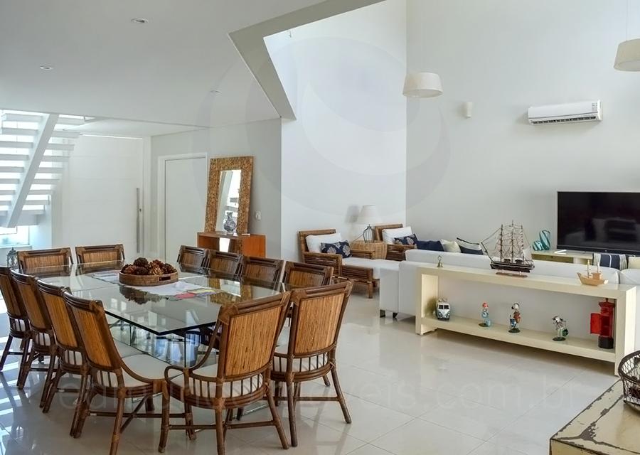 Casa 130 – Sala para 2 Ambientes