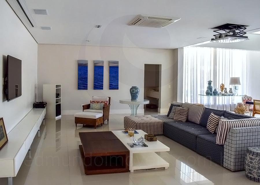Casa 1467 – Sala de TV