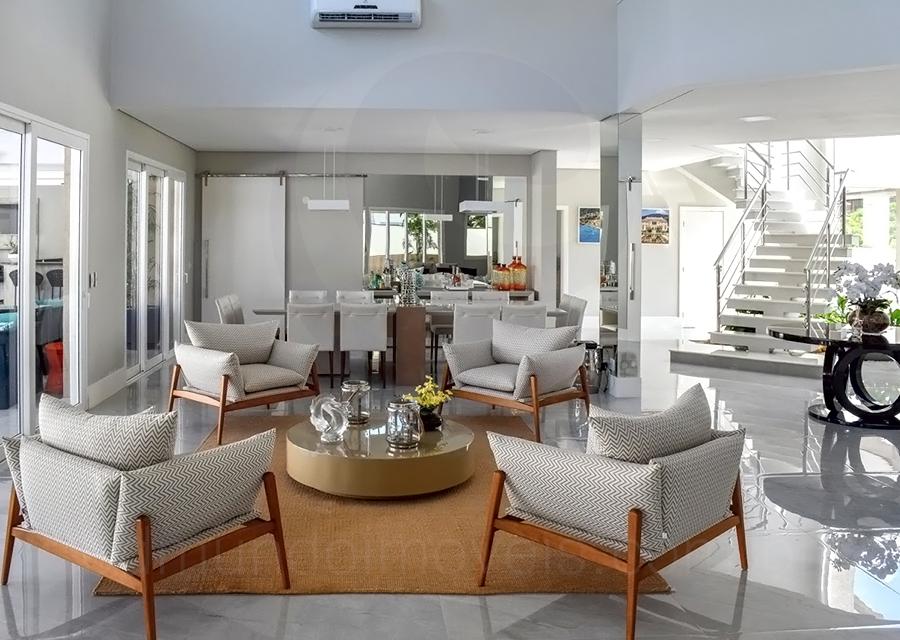 Casa 214 – Sala para 4 Ambientes
