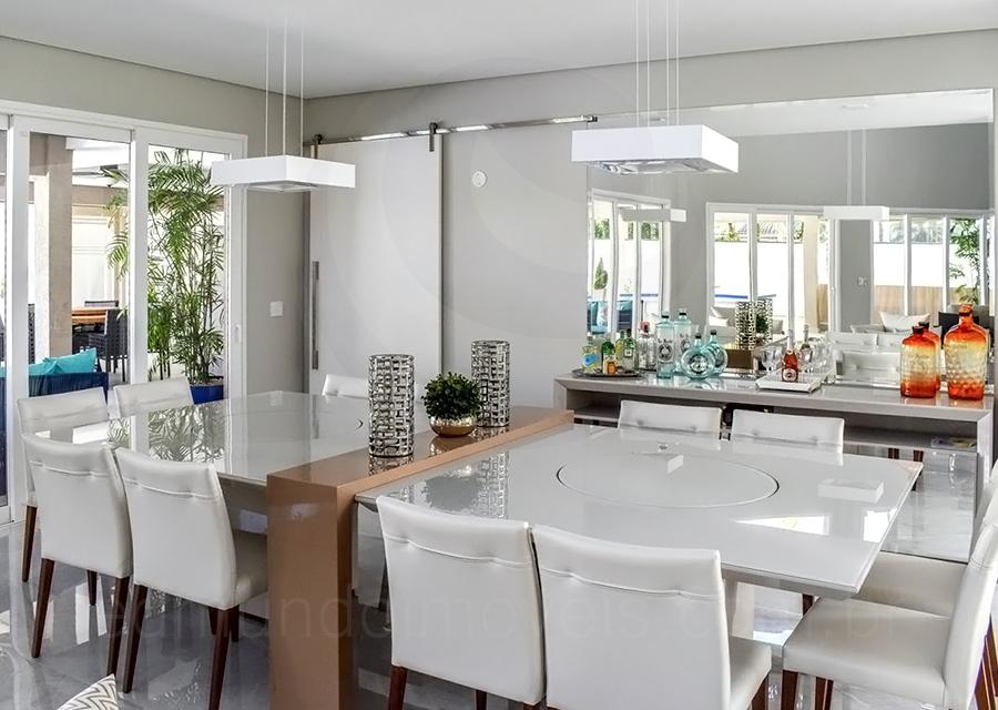 Casa 214 – Sala de Jantar