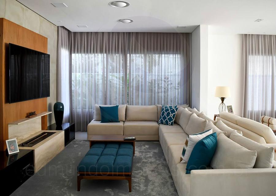 Casa 1300 – Sala de TV