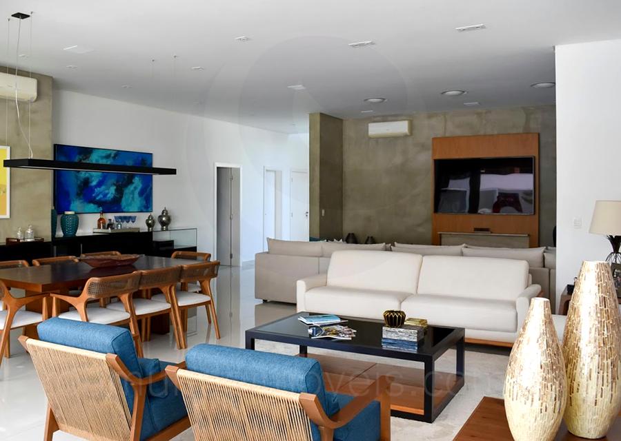 Casa 1300 – Living Room