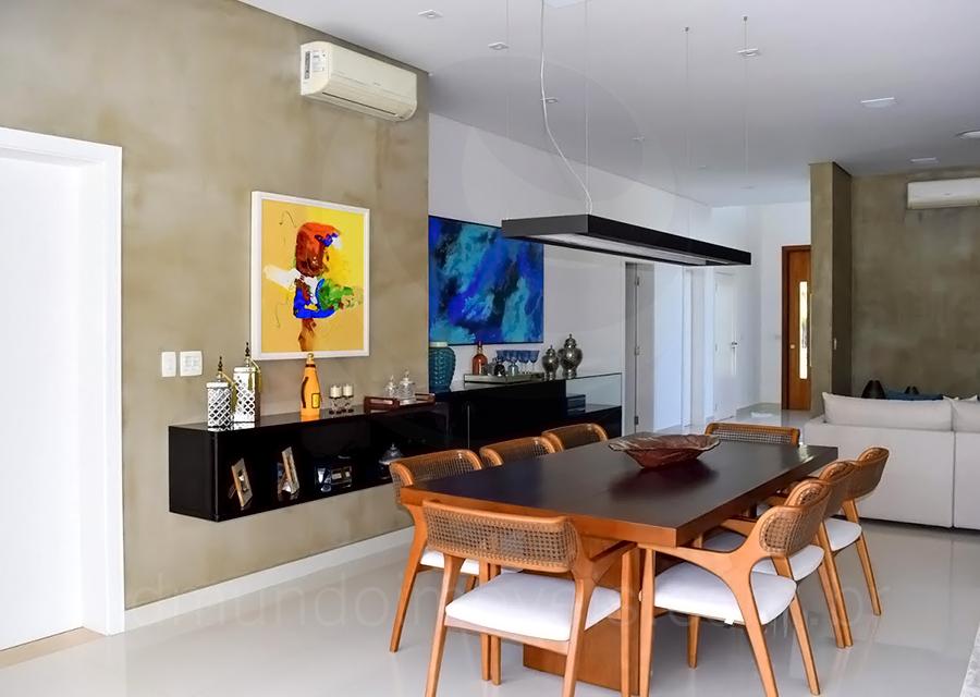 Casa 1300 – Sala de Jantar