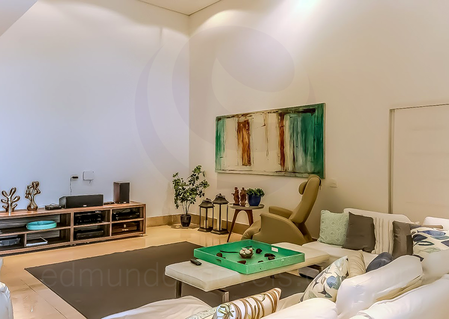 Casa 1472 – Sala de Som