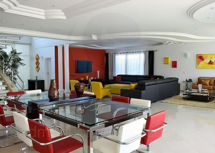 Casa 488 – Sala para 3 Ambientes