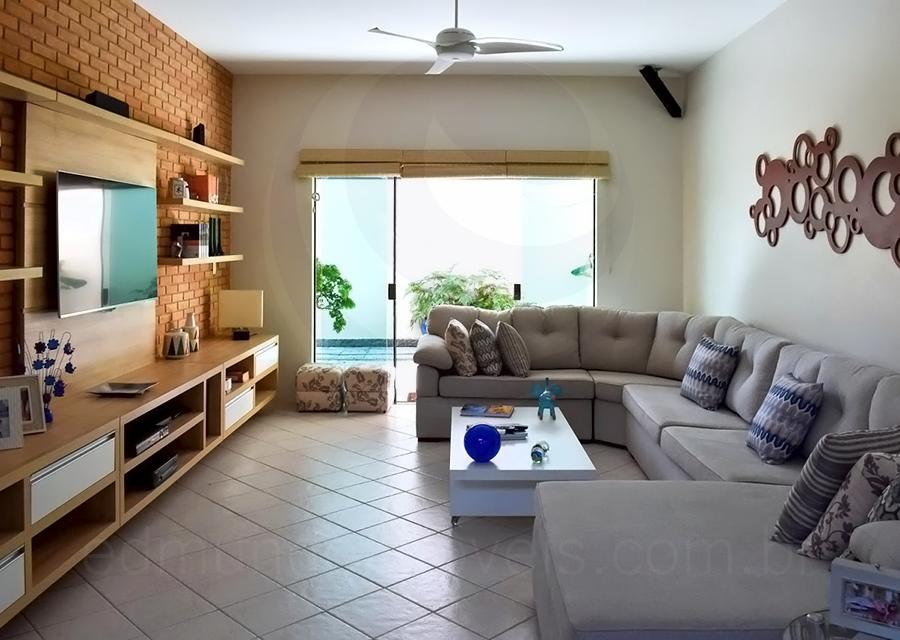 Casa 1156 – Sala de TV