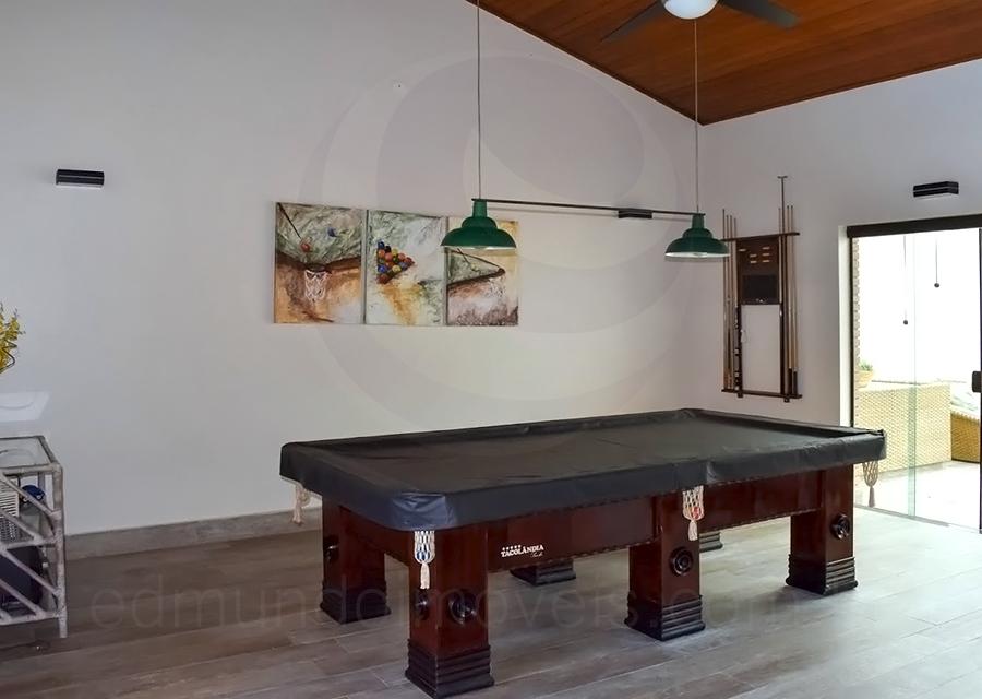 Casa 1156 – Mesa de Bilhar