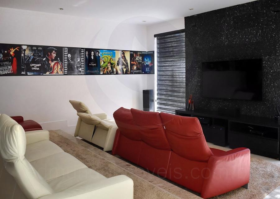Casa 1463 – Home-Theater