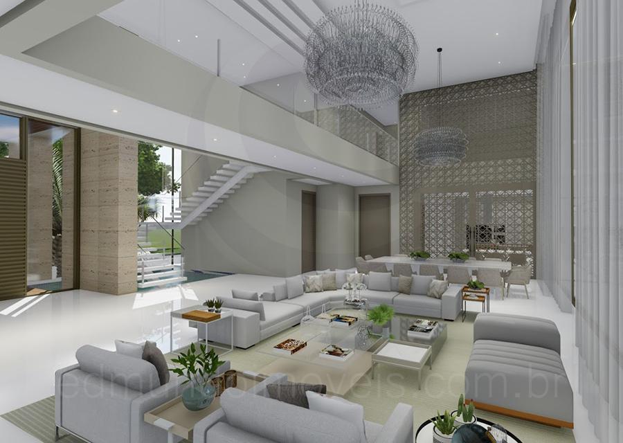 Casa 1490 – Sala para 3 Ambientes