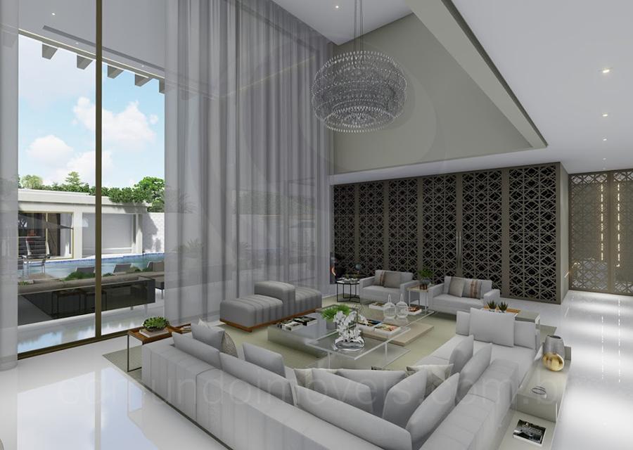 Casa 1490 – Living Room