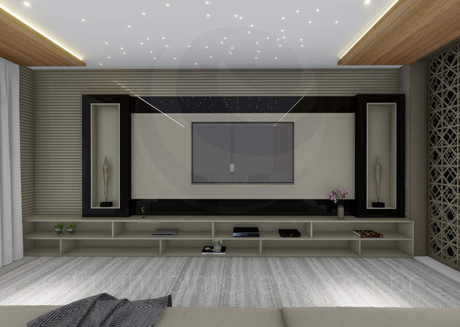 Casa 1490 – Home-Theater