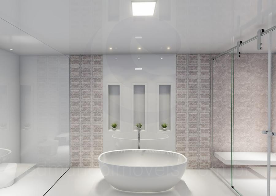 Casa 1490 – Toalete Suíte Master