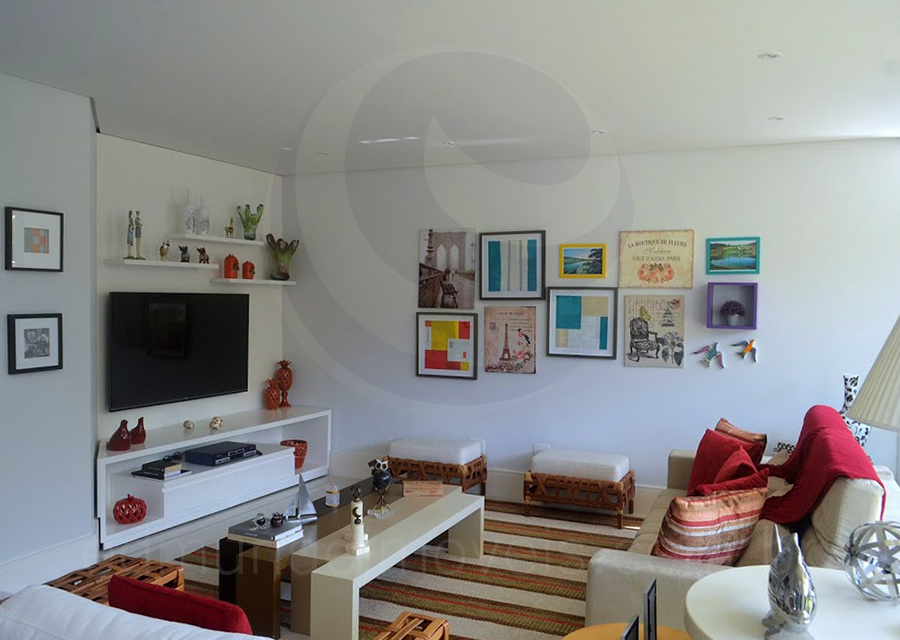 Casa 1442 – Sala de TV