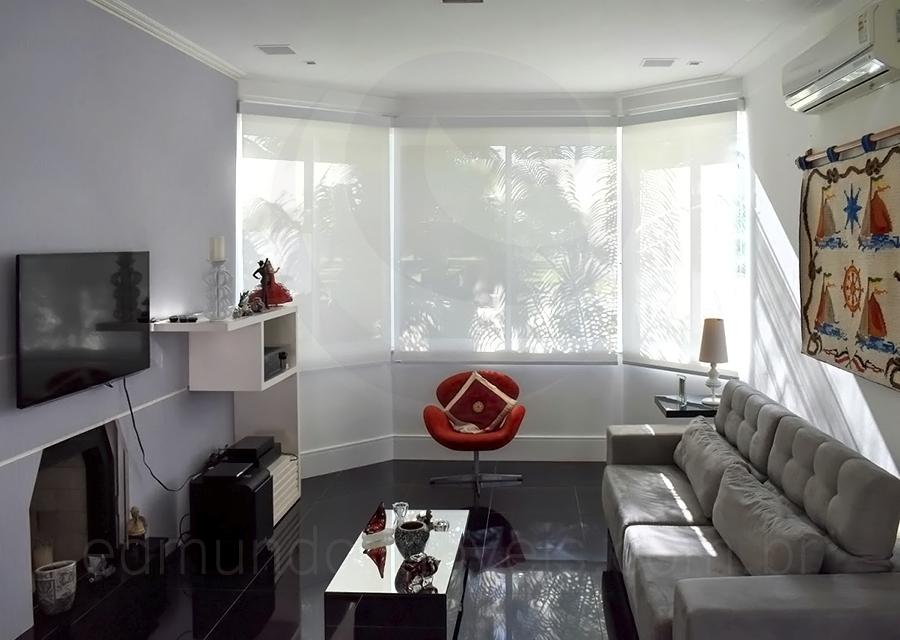 Casa 392 – Sala de Lareira