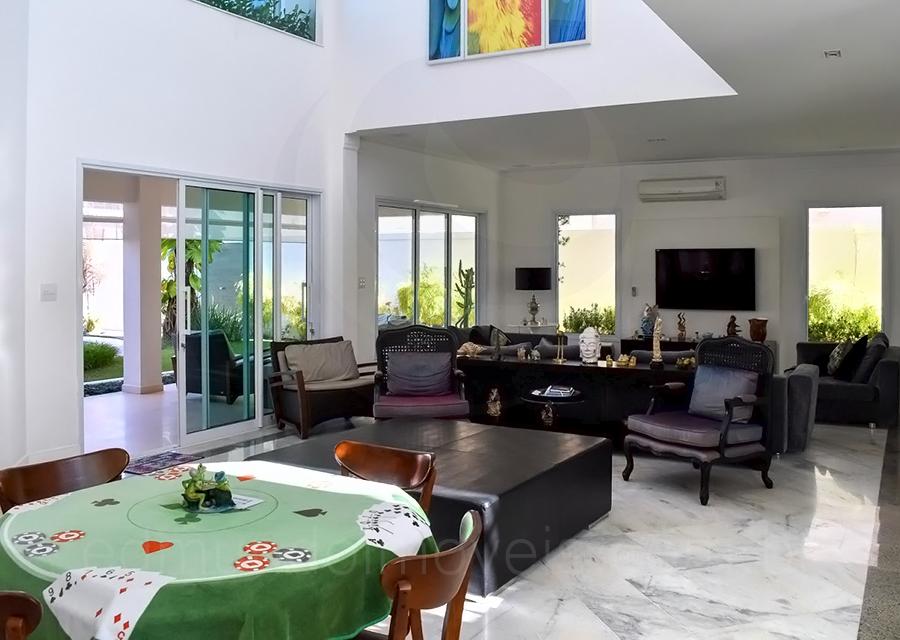 Casa 392 – Sala para 4 Ambientes