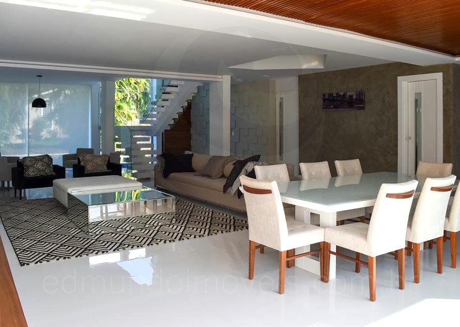 Casa 804 – Sala para 3 Ambientes