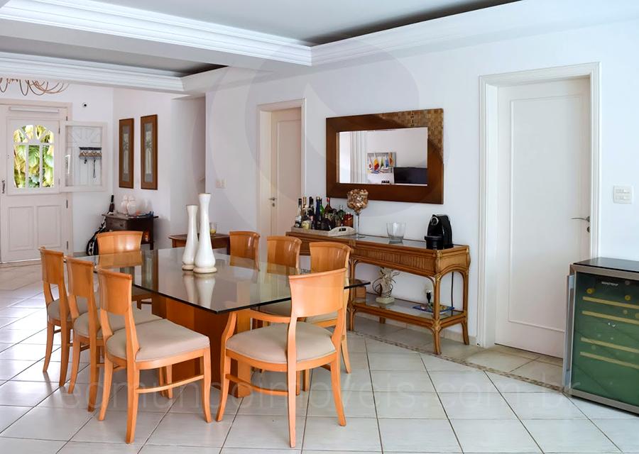 Casa 1216 – Sala de Jantar