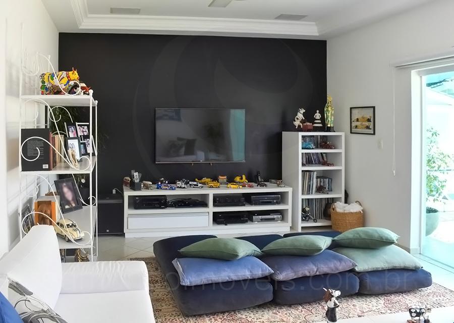 Casa 1216 – Sala de TV