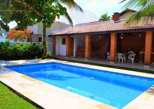 Edmundo Imóveis - Casa 4 Dorm, Acapulco, Guarujá - Foto 9